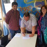 CTA y Foro Mar Platenses firmaron convenio con Facultad de Ciencias de la Salud y Trabajo Social