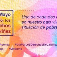 Este 9 de Mayo pongamos la Niñez en Agenda
