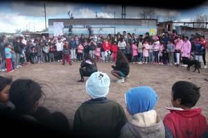Jornada del programa Barrio Adentro en Altos de San Lorenzo
